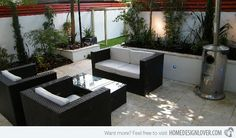 15 Trendy and Modern Courtyard Gardens within the Metropolis | Home Designer Ideas
