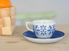 Finnish Vintage Armi Coffee Cup & saucer | nämä shop