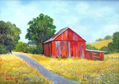 Red Barn print by Esther Marie Versch. Description from fineartamerica.com. I searched for this on bing.com/images