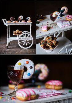Wedding Desserts Doughnut Style 34 Unique