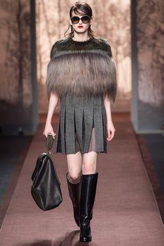 Marni Fall 2013 Ready-to-Wear Fashion Show - Katlin Aas