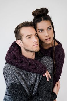 handmade unique 100% wool sweaters with glass beads Ethical Fashion Brands, Wool Sweaters, Bud, Glass Beads, The Unit, Couple Photos, Unique, Handmade, Couple Shots