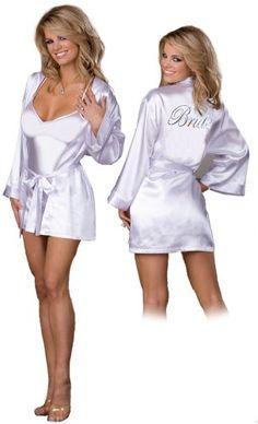 Sexy Bridal Lingerie Set - White Robe & Padded Hanger - Small Zoogster Lingerie,http://www.amazon.com/dp/B009H5DRJA/ref=cm_sw_r_pi_dp_xMyasb1TSSVG39NB $19