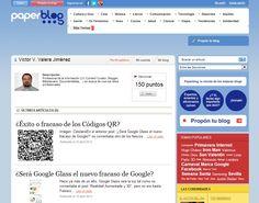 Perfil y Post de El Content Curator en Paperblog
