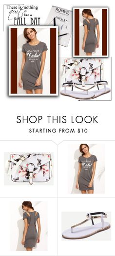 """""""ROMWE 14/7"""" by melissa995 ❤ liked on Polyvore"""