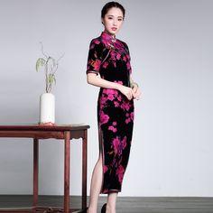 Cheongsam white chinese dress            https://www.ichinesedress.com/
