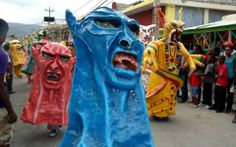 Carnaval 2014 in Jacmel south of Haiti Haiti, Culture, Beautiful, Ideas, Food, Meal, Essen, Hoods, Thoughts