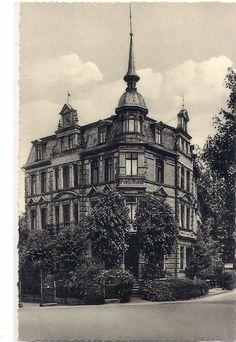 Park Hotel ca 1955