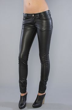The Deville Pleather Pant by Tripp NYC  Get 20% OFF these pants by using repcode STAYFABULOUS at checkout. Never expires!