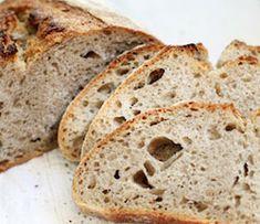 Pan de Cebada Griego