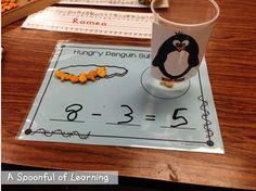Penguins Subtraction
