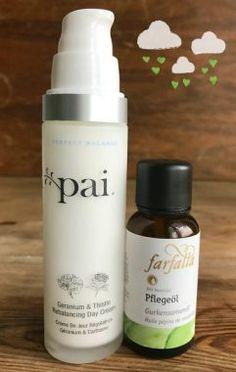 Das TOP-Duo: Gesichtscreme von Pai & Gurkensamenöl