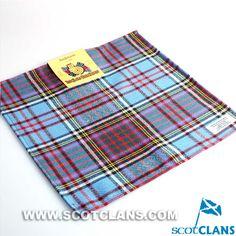 Clan Anderson Tartan
