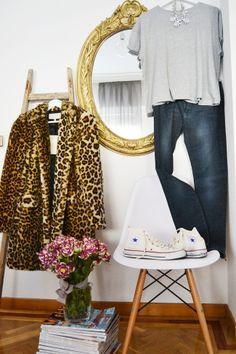 Tips de Estilo {Coat Print} | La Chimenea de las Hadas | Blog de Moda y Lifestyle|