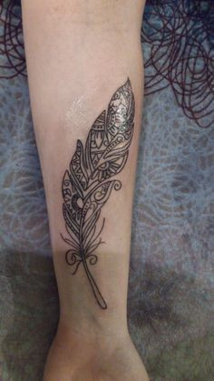 Feather Tattoo