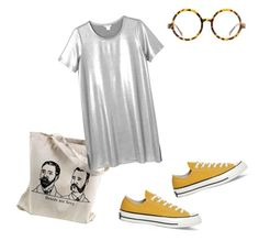 """""""Set #5"""" by boshoffanina on Polyvore featuring Converse, Jeepers Peepers and Monki"""