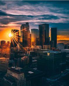 Los Angeles California by John Logic | California Feelings
