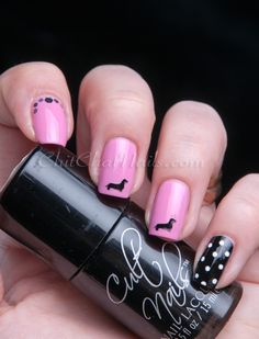 ChitChatNails » Blog Archive » Fun With Nail-Art Decals