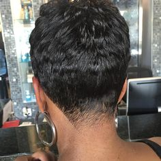 #clippergameproper ..... Stylists!!! Make sure your fade skillz are tight!! You never know when you'll have to bust a move!!!✂️✂️✂️✂️✂️✂️ #pixie #faded #clippercut #blendz #paulabrittstyles #blendzsalonsandysprings
