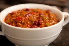 Tailgate Chili Food Score: 9.4