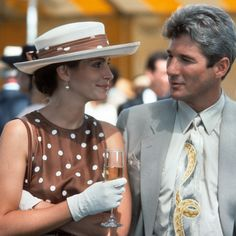 Richard Gere y Julia Roberts, 25 años después de Pretty Woman