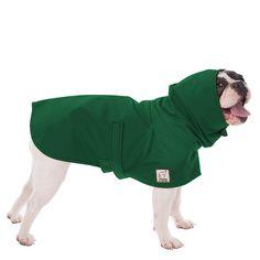 FRENCH BULLDOG Rain Coat, Dog Raincoat, Dog Coat, Rain Slicker