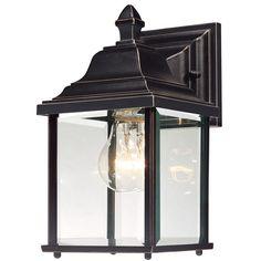 Found it at Wayfair - Charleston 1 Light Outdoor Wall Lantern