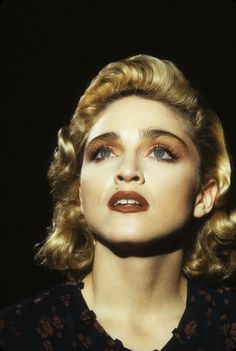 Madonna . 1986