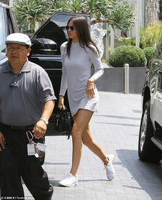 Kendall Jenner heads to meeting after paying tribute to Frank Gifford #dailymail