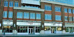 Espy - shopping in Calgary.