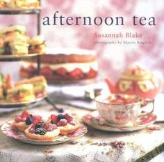 Can you tell I'm koo-koo for Tea Books? :)