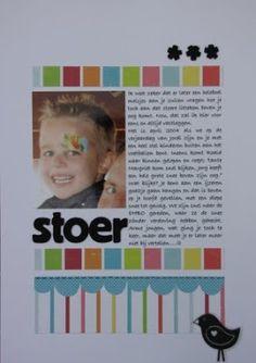 Bij Margriet; Stampin' Up! bestellen: Clean & Simple & Stoer
