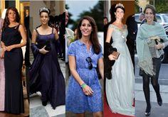 thenewprincessintown:  Rainbow Outfits Photosets - Princess Marie 2