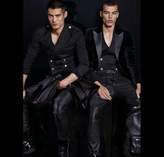 Le lookbook de la collection Balmain x H&M | GQ France
