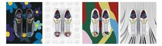 Artwork Collection by Zaha Hadid for adidas originals » Retail Design Blog