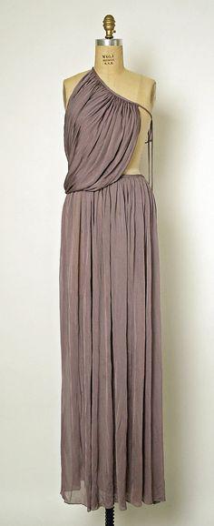 Vintage Halston Beaded Disco Dress @ Resurrection Vintage ...