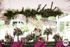 Grand Event Rentals at the Snohomish Wedding Tour 2015 - www.grandeventrentalswa.com