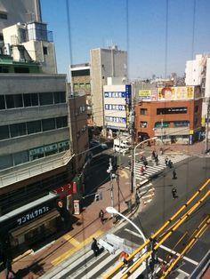 Ota-ku streets