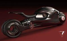 CERN05 Bike Concept by Luigi Memola / Epta Design Gallery: Concept Cars – 3D/CGI