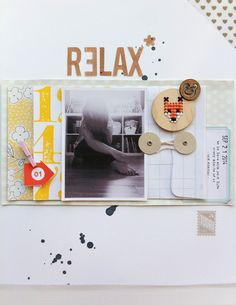 Relax by ChantalPhilippe at @studio_calico