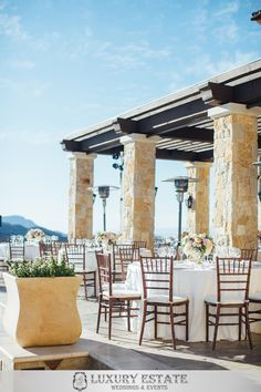 Reception Round Layout | Wedding Planning & Design by Luxury Estate Weddings & Events | luxuryestateweddings.com