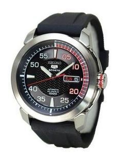 53% off on Seiko 5 Sports Automatic Divers SNZH69J1 SNZH69J SNZH69 Men's Watch US $139.00  Features:    Stainless Steel Case  Rubber Strap  Automatic Movement  23 Jewels  Day & Date Display  Red Second Hand  Hardlex Crystal for Durability