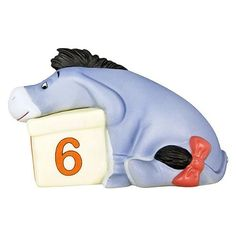 Disney Six is for Joy in all You Do Eeyore Figurine 300600 -- You can find more details by visiting the image link.