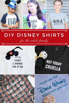 3eb8d69531 Get the free cut files to make these squad goals DIY Disney shirts for your  next trip to Disney World or Disneyland .