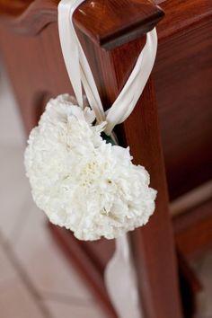 Decoração do Casamento: Igreja