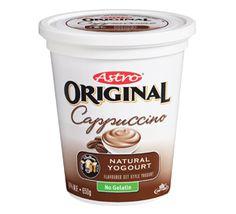 Astro Original Balkan Style Flavoured Cappuccino 650g Family Tub
