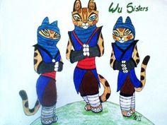 The Wu Sisters