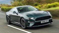 Ford celebrates Mustang's anniversary today – National Mustang Day – as the world's best-selling sports coupe of 2018 on the strength of cars Ford Mustang Bullitt, Neuer Ford Mustang, All Sports Cars, New Mustang, Most Popular Sports, Sports Activities, Super Cars, Car Stuff, Lamborghini