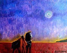 PINTORES LATINOAMERICANOS-JUAN CARLOS BOVERI: Pintores Uruguayos: JUAN STORM
