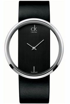 Calvin Klein Lady Glam Black ck K9423107